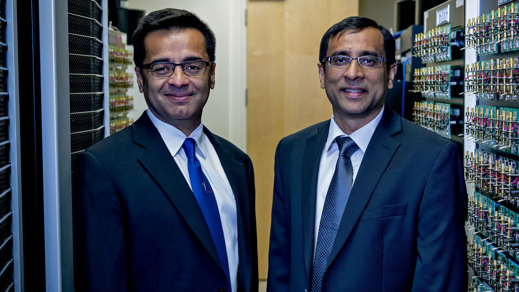 Envia's Atul Kapadia and Sunjeet Kumar
