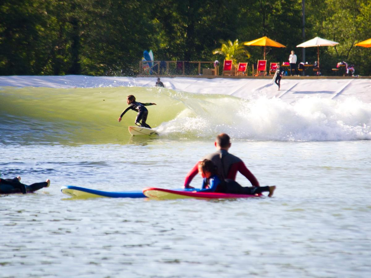 The Next Big Thing In Surfing Is Artificial Waves You Can Ride