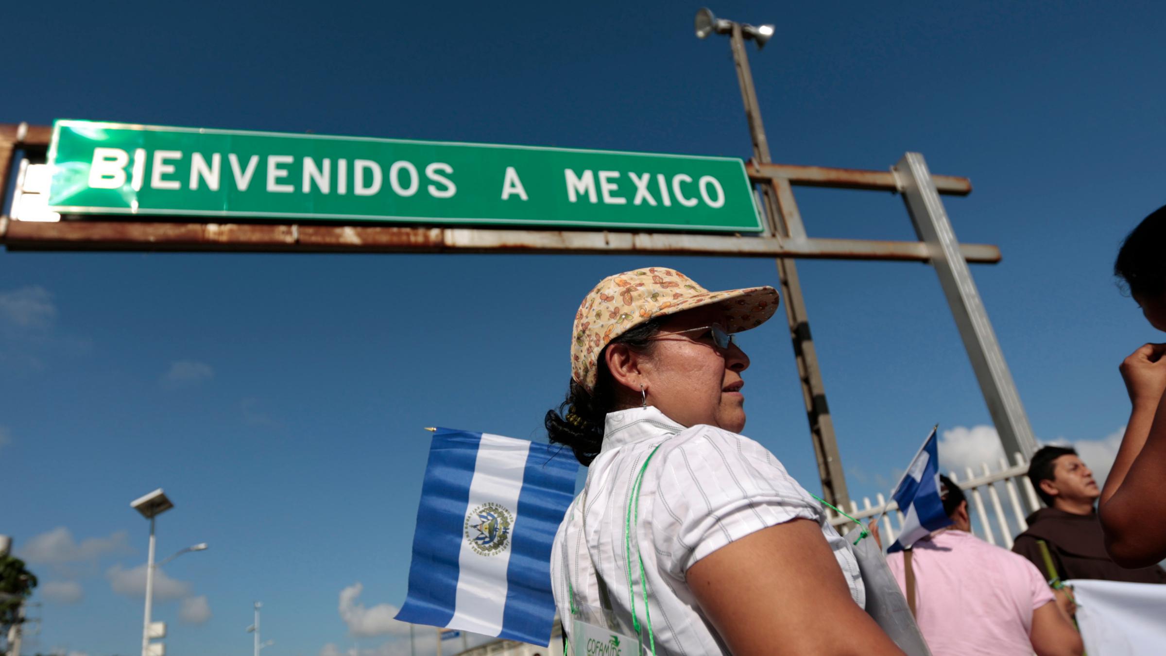 Mexico migrant deaths