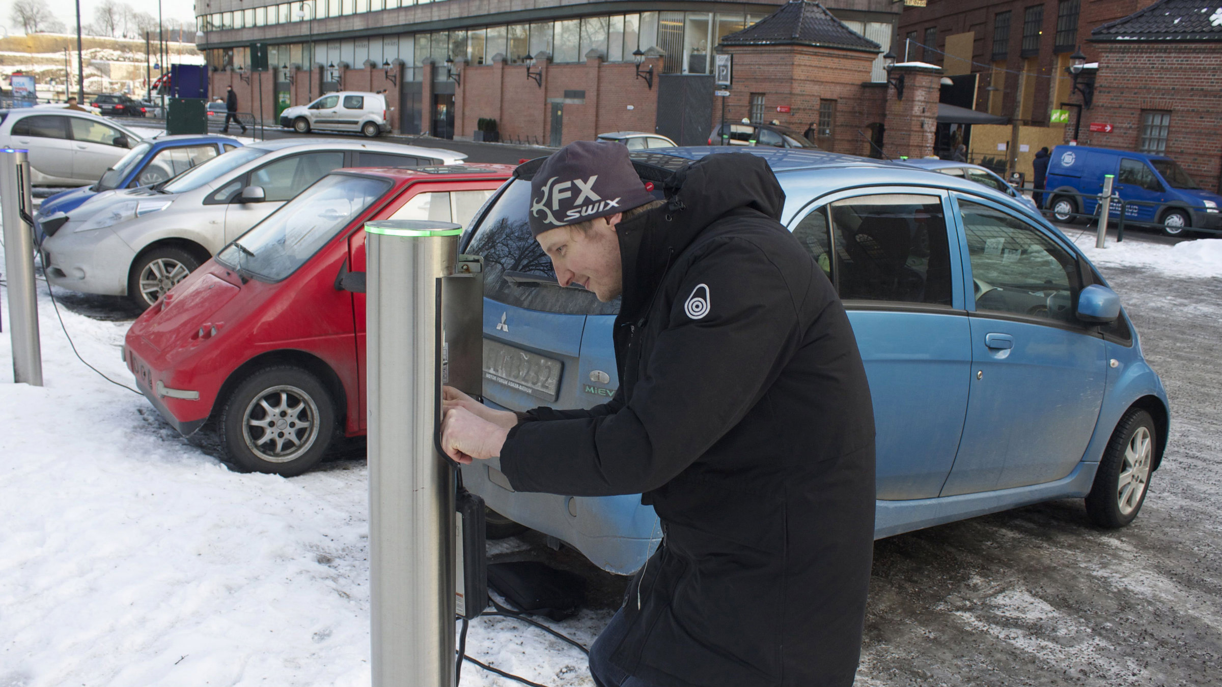Norway Is Starting To Have More Electric Cars Than It Can Handle