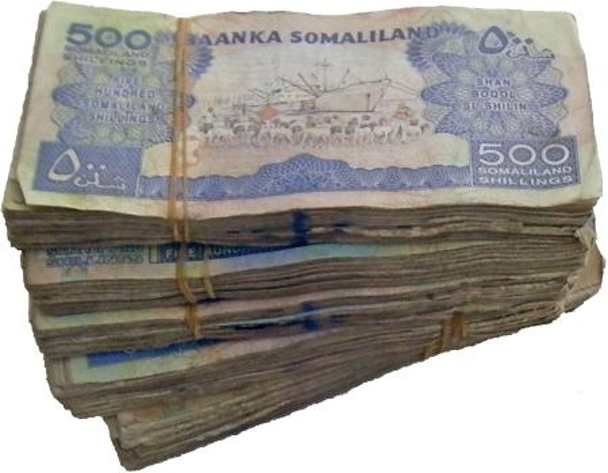 Somaliland Shillings