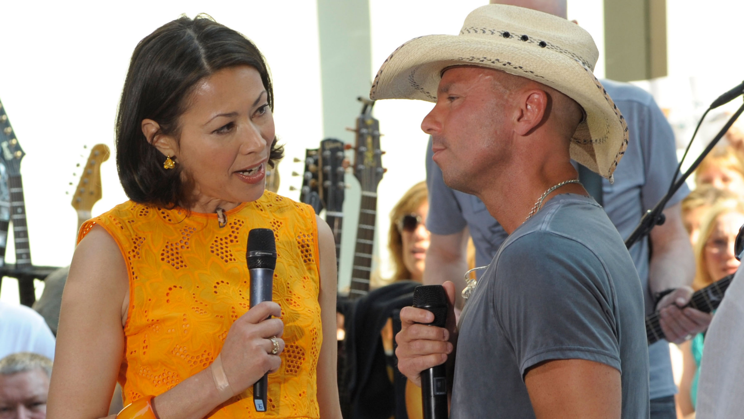 Ann Curry: soon to be a free agent.