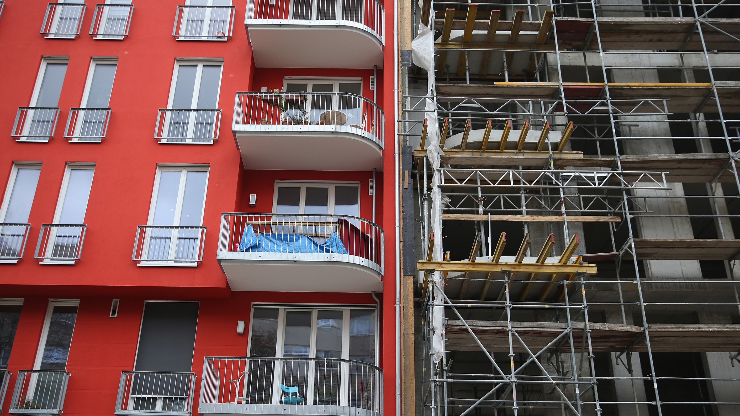 Most Germans don't buy their homes, they rent. Here's why ...