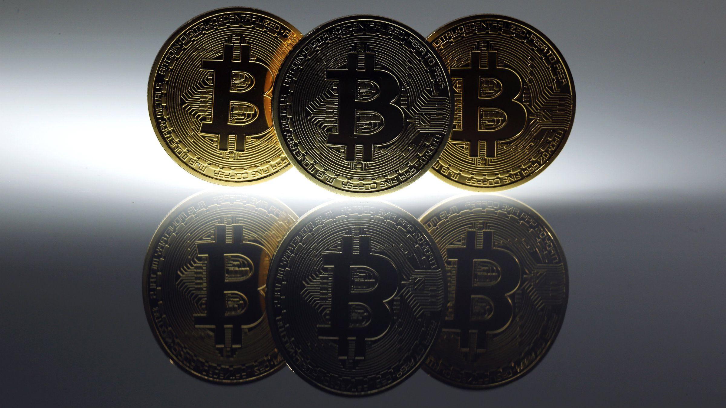 Dark days for bitcoin.
