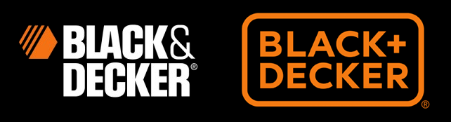 Black and Decker before and after