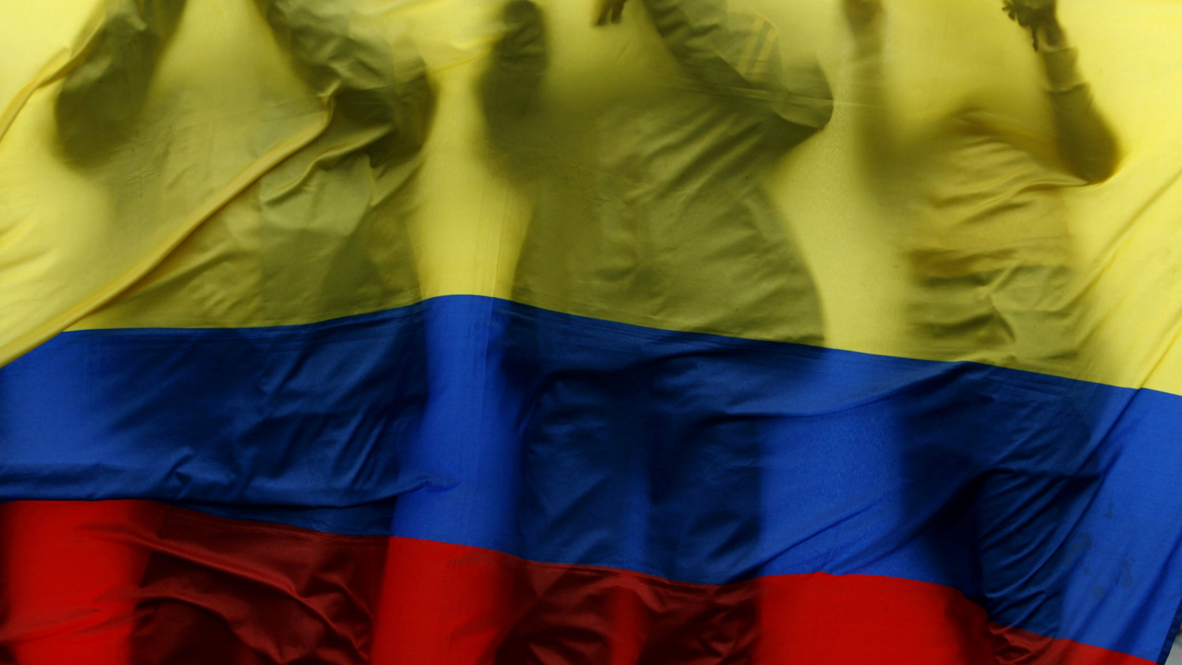 All sorts of tech companies have draped themselves in the Colombian flag.