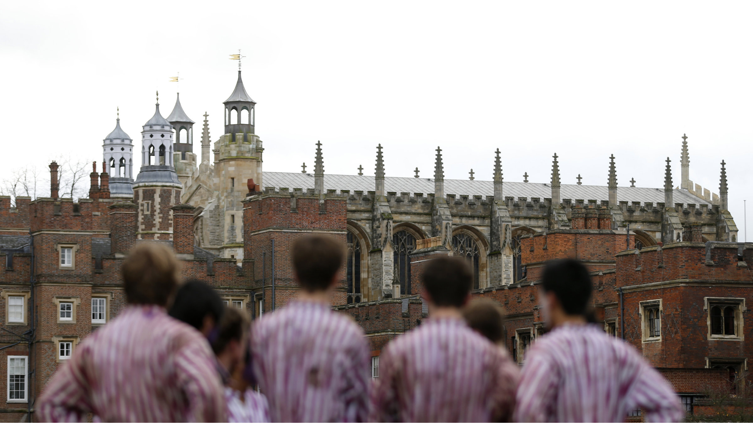 What people think of when they think of Eton.