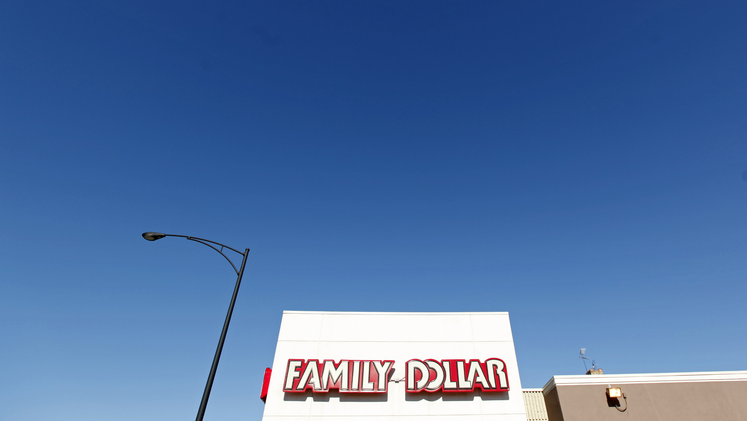 A Family Dollar store.