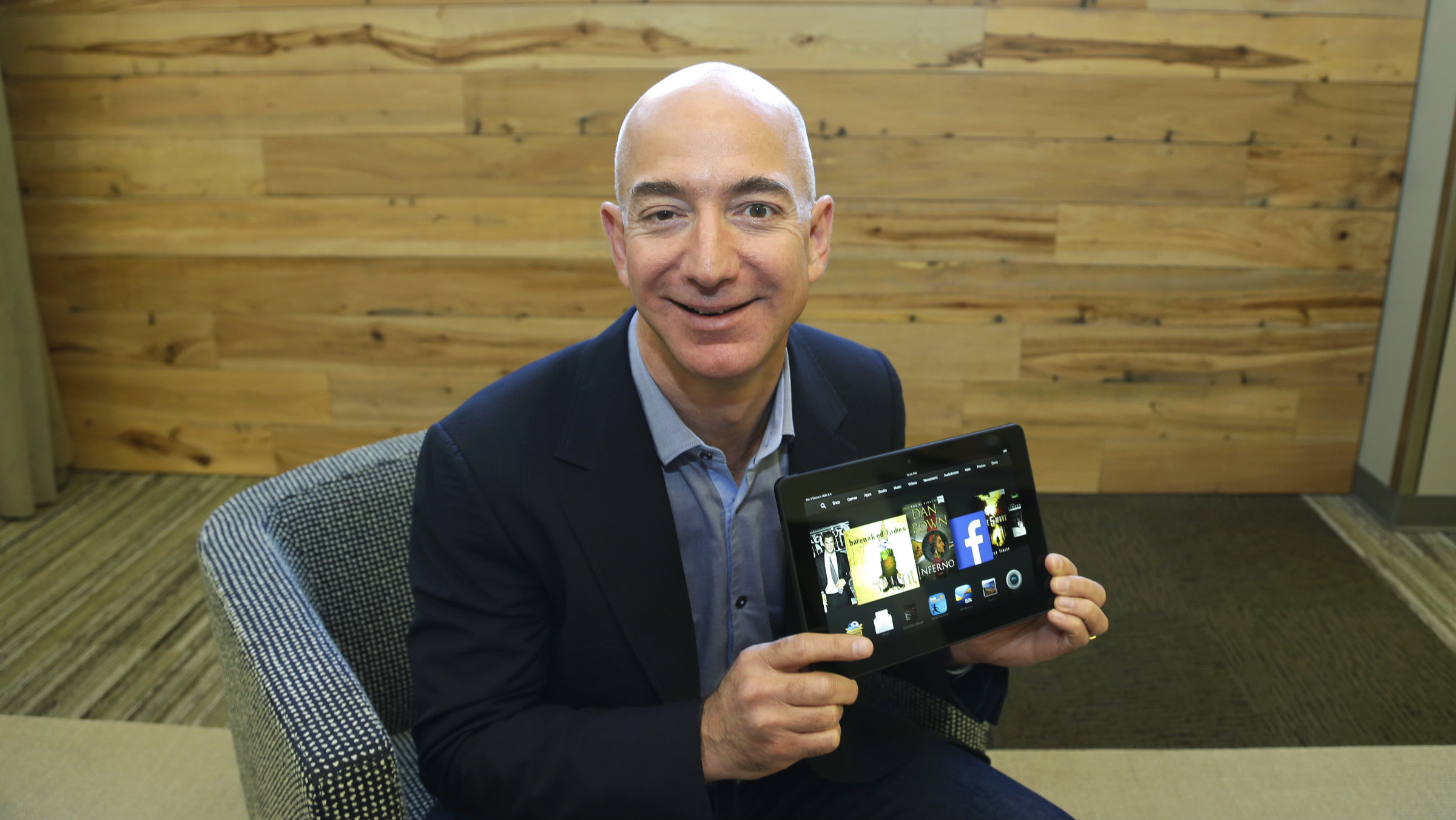 Even As A Child Jeff Bezos Was A Data Obsessed Workaholic Genius