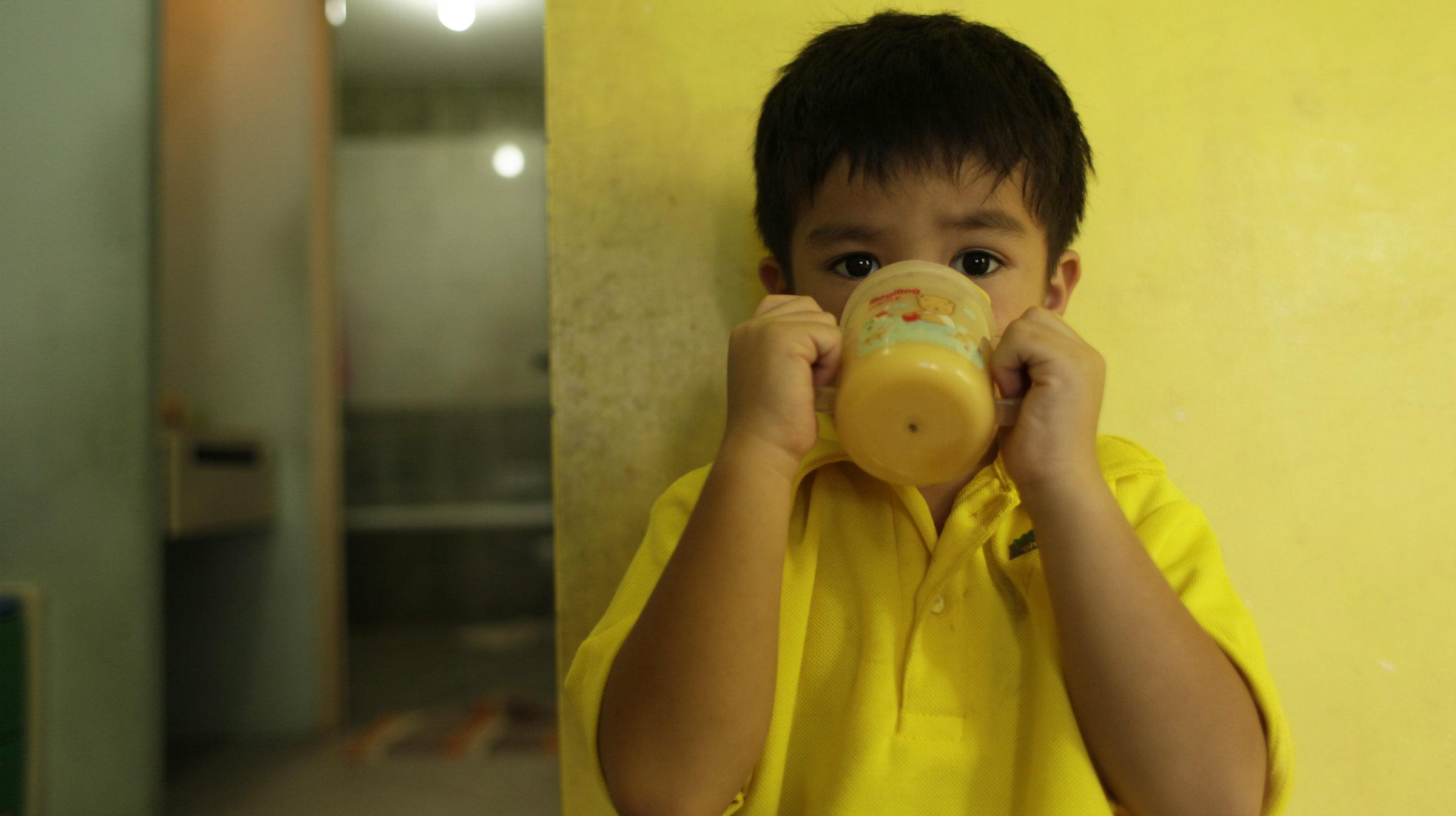 Got toddler milk?