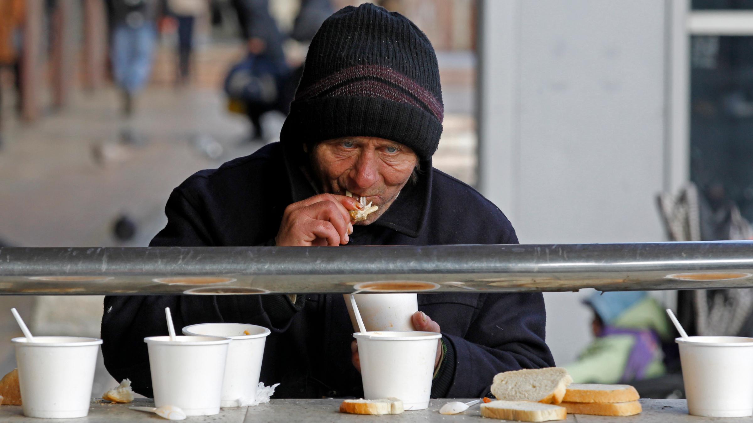 Poverty America