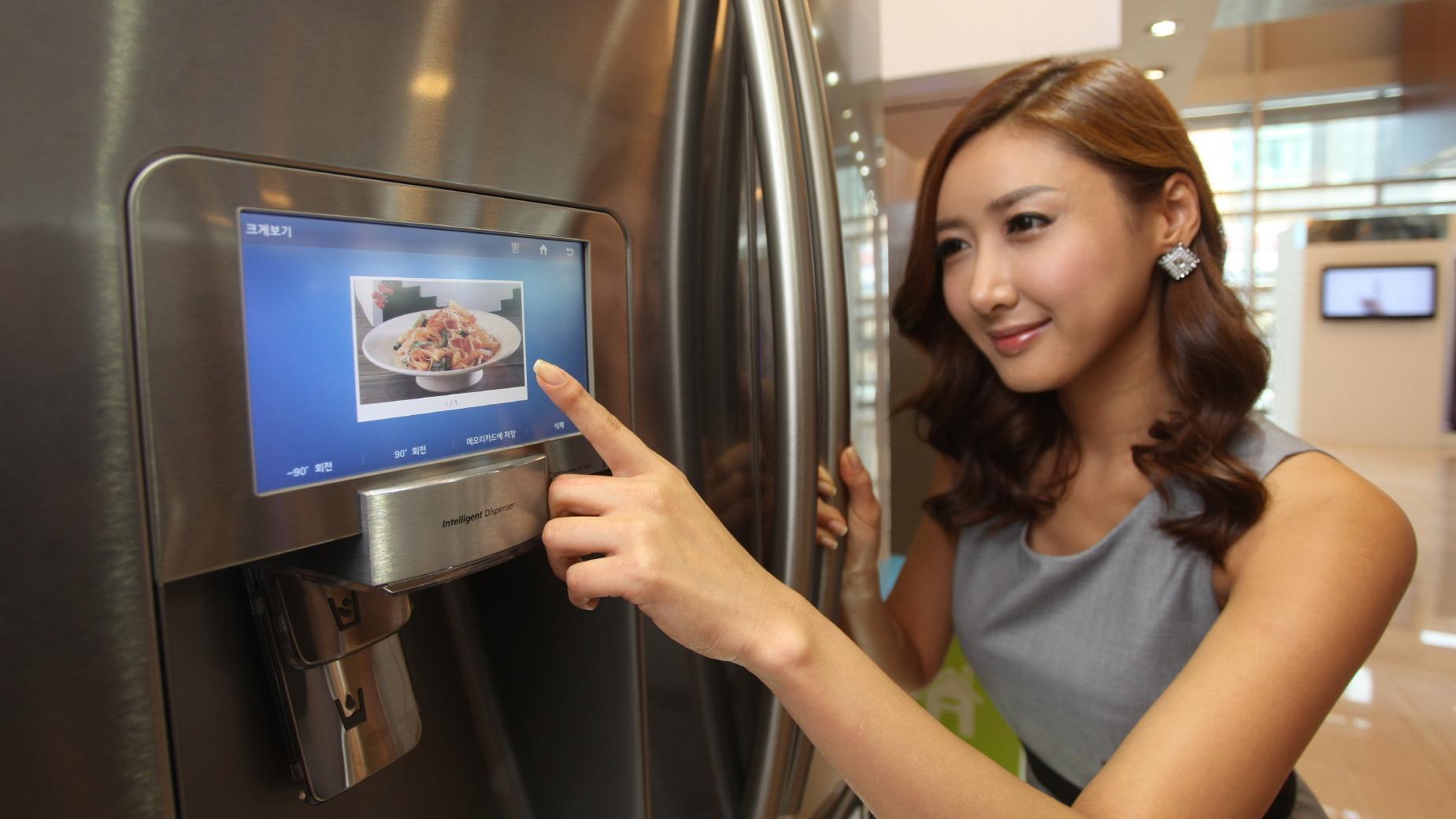 samsung fridge 2