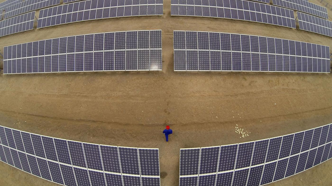 China Installed More Solar Panels In 2013 Than Any Country