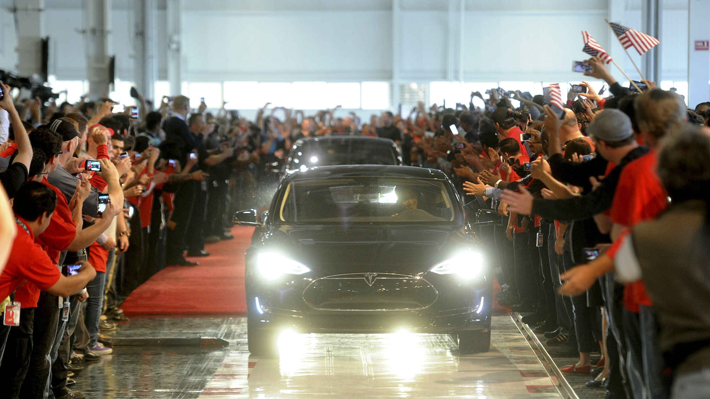 Tesla is hoping for a similar reception in China.