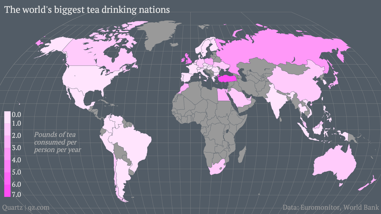 Where the worlds biggest tea drinkers are quartz gumiabroncs Gallery