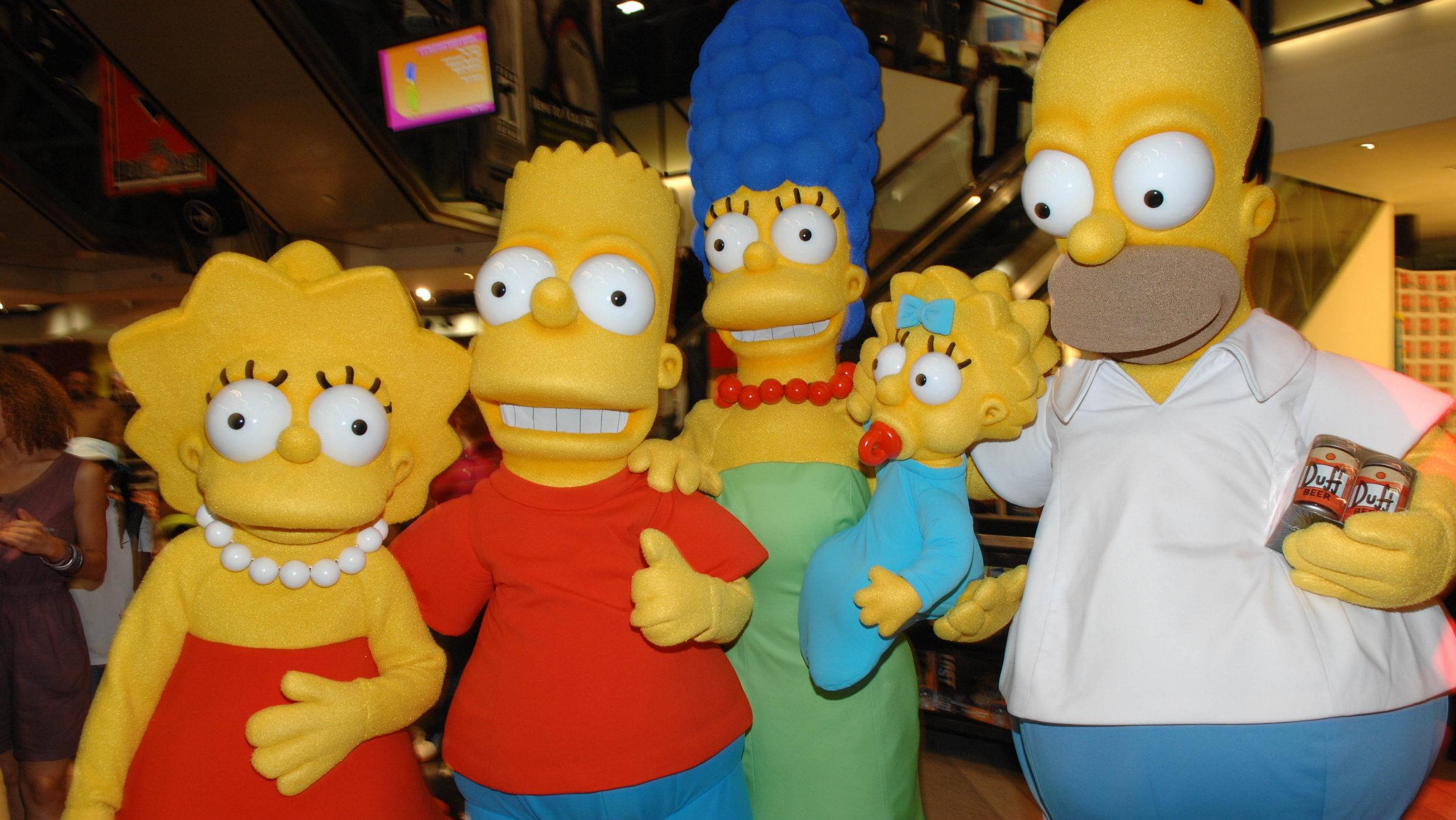 The Simpsons Stream