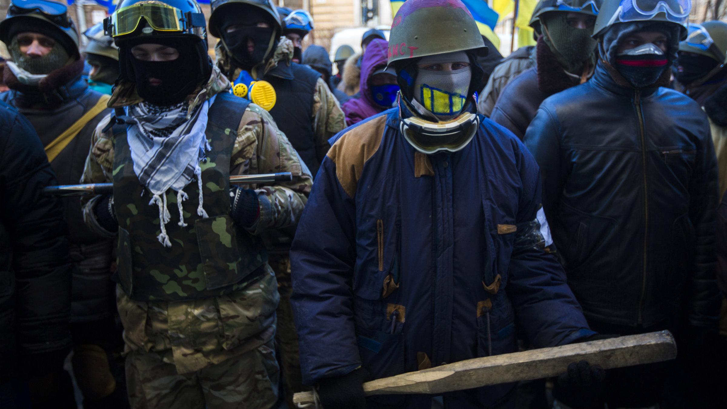 Equalizers in Kiev.