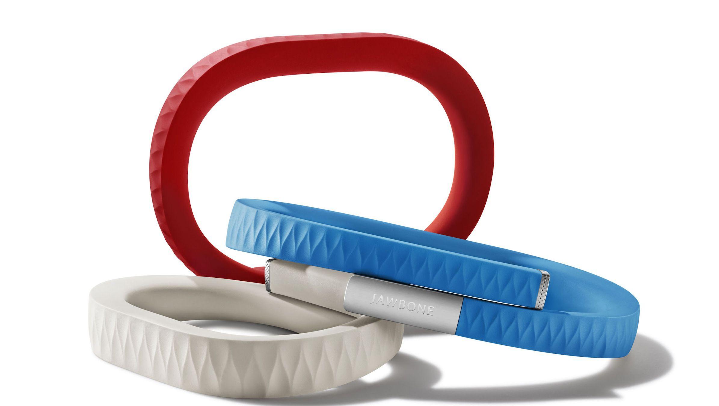 Jawbone UP bracelets