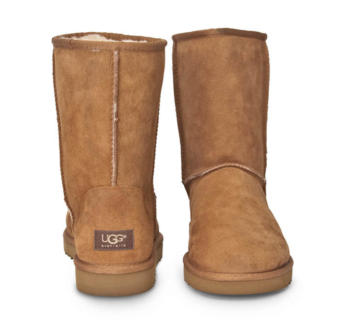 """Turns out the """"polar vortex,"""" which has led to record low temperatures in parts of the United States, did make Americans buy more """"Ugg boots"""" this winter, ..."""