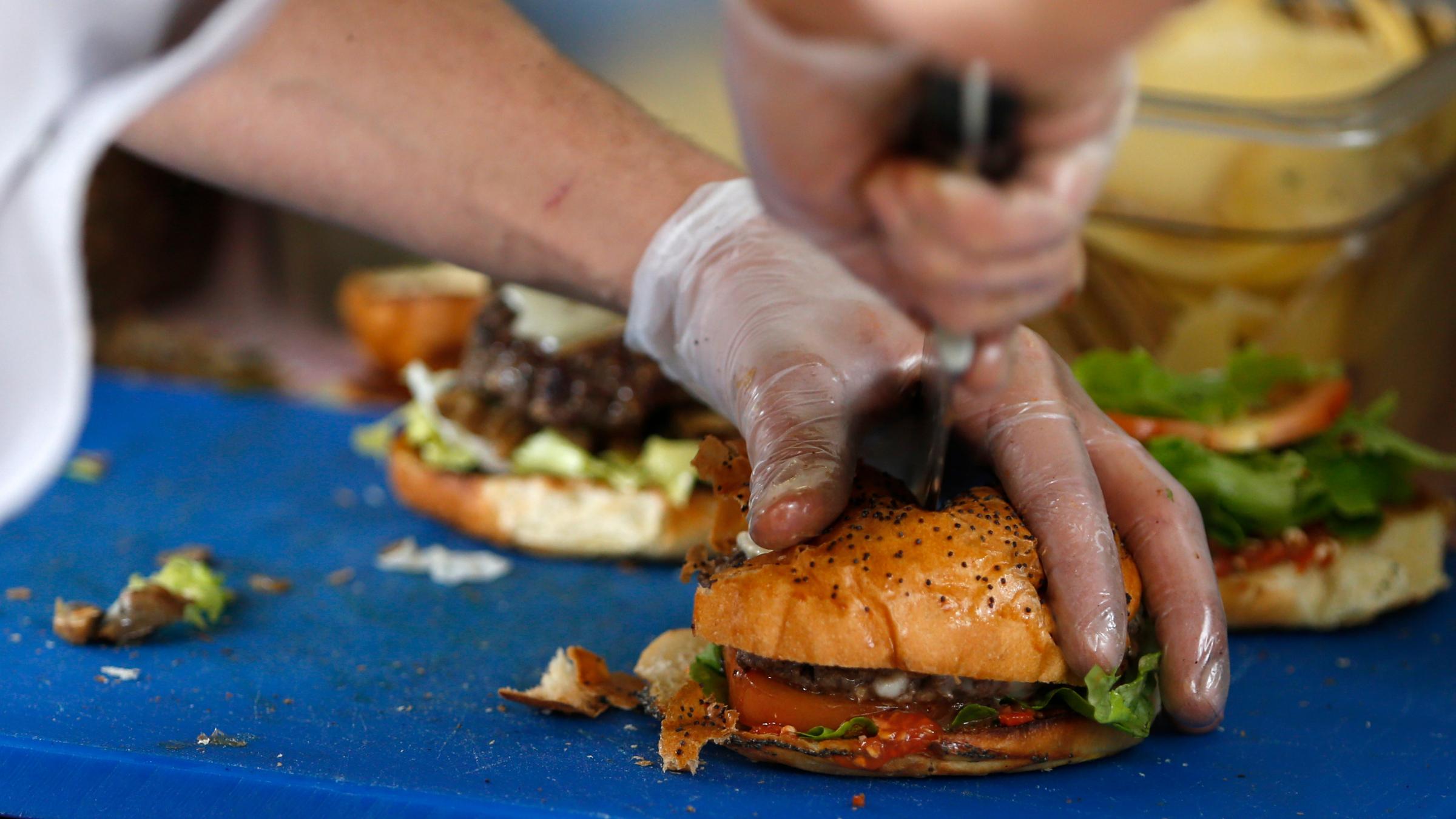 Hamburger France