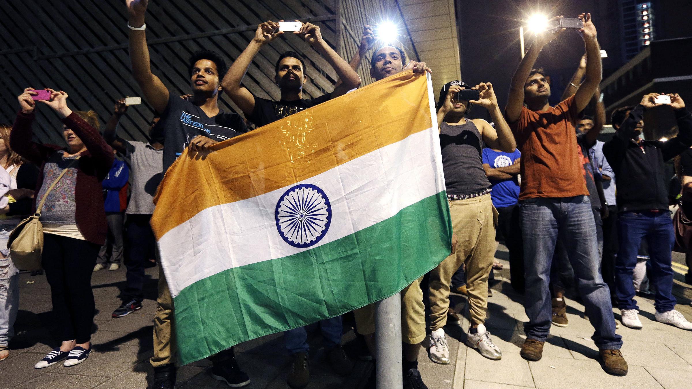 india flag AP Photo Matt Rourke