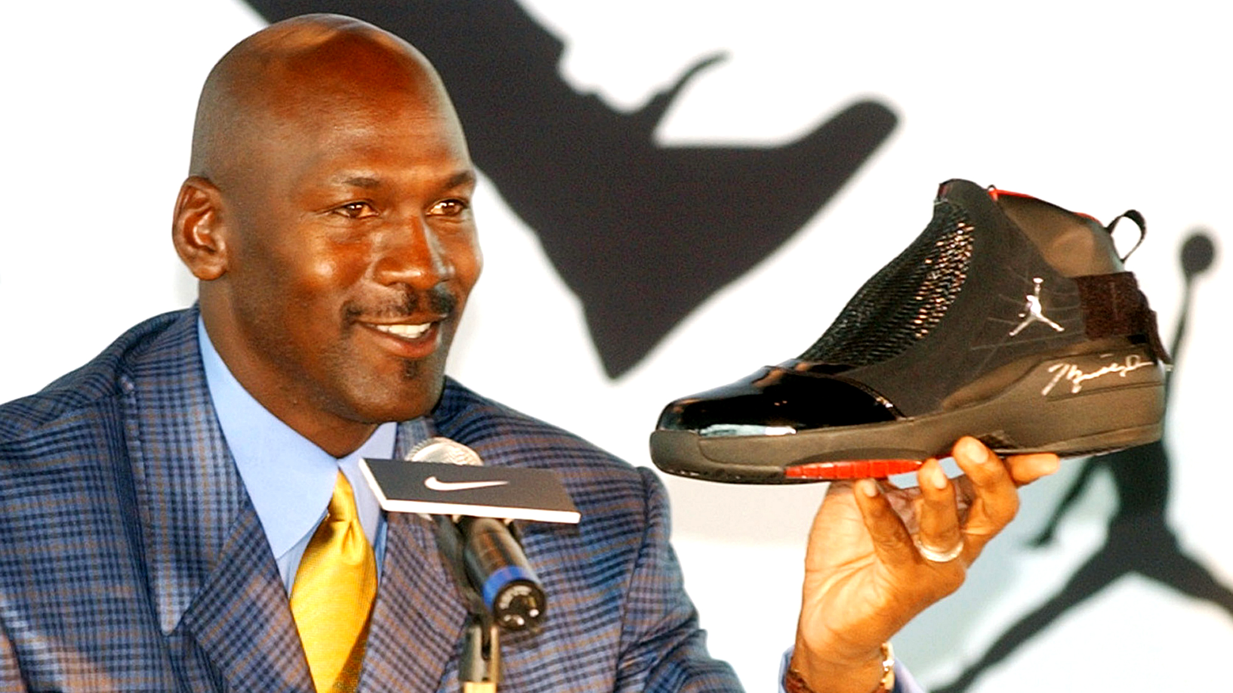 514538fbcc7 Nike Air Jordans account for one in every three dollars spent on ...