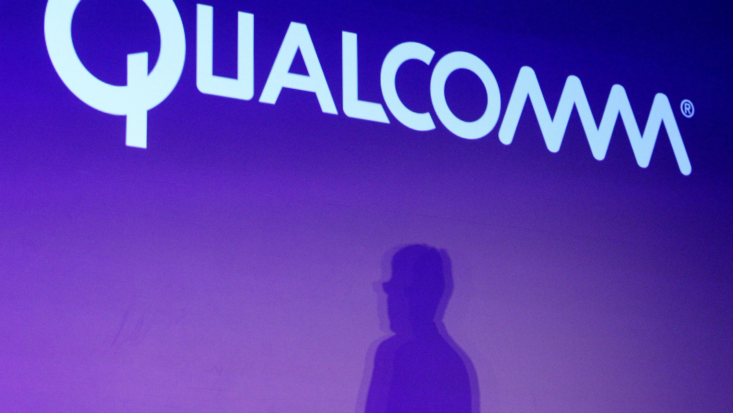 """In the wireless world, the only two certainties are death and paying Qualcomm."""