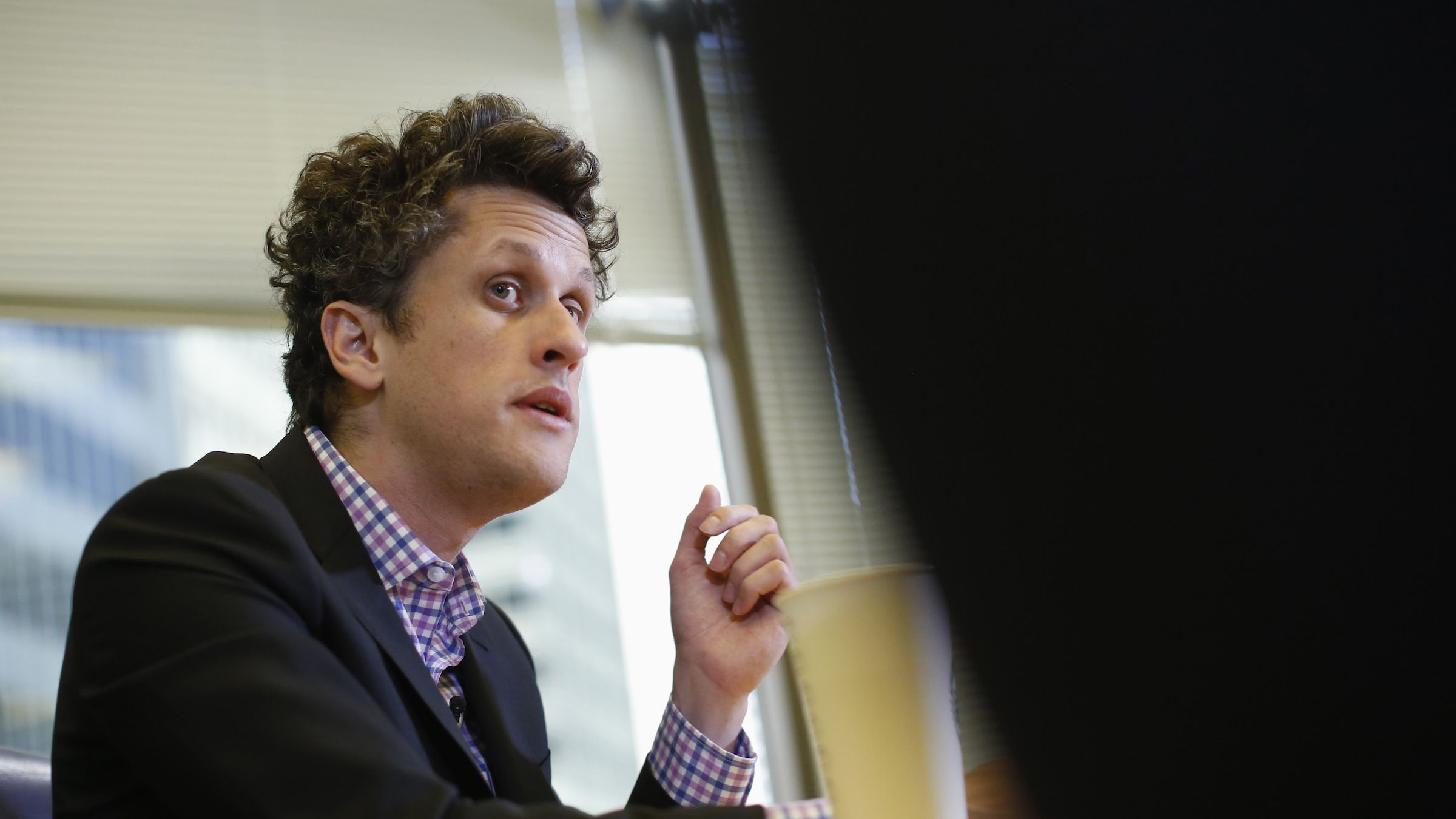 Box Inc. CEO Aaron Levie