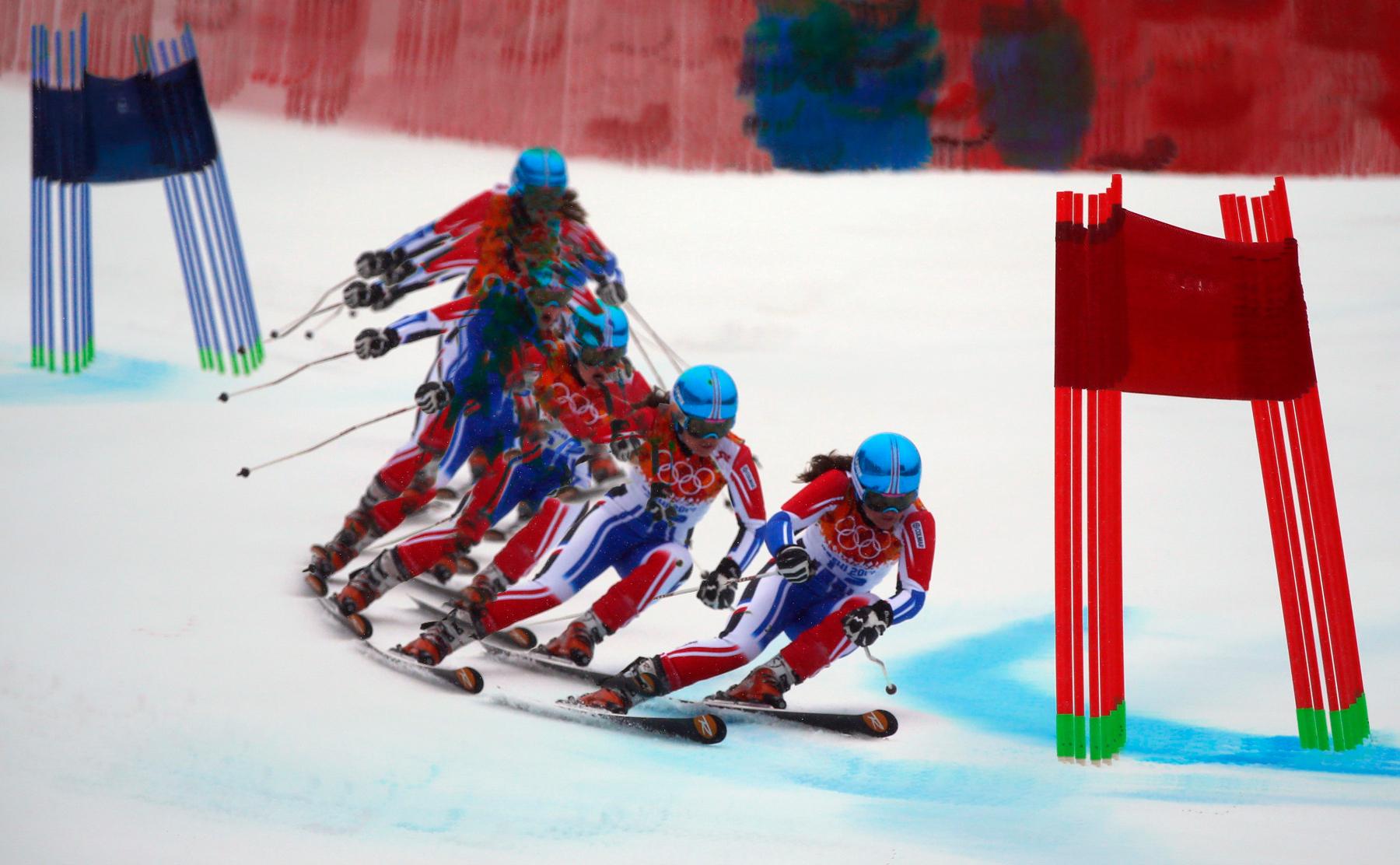 Sochi athletes