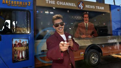Anchorman food truck