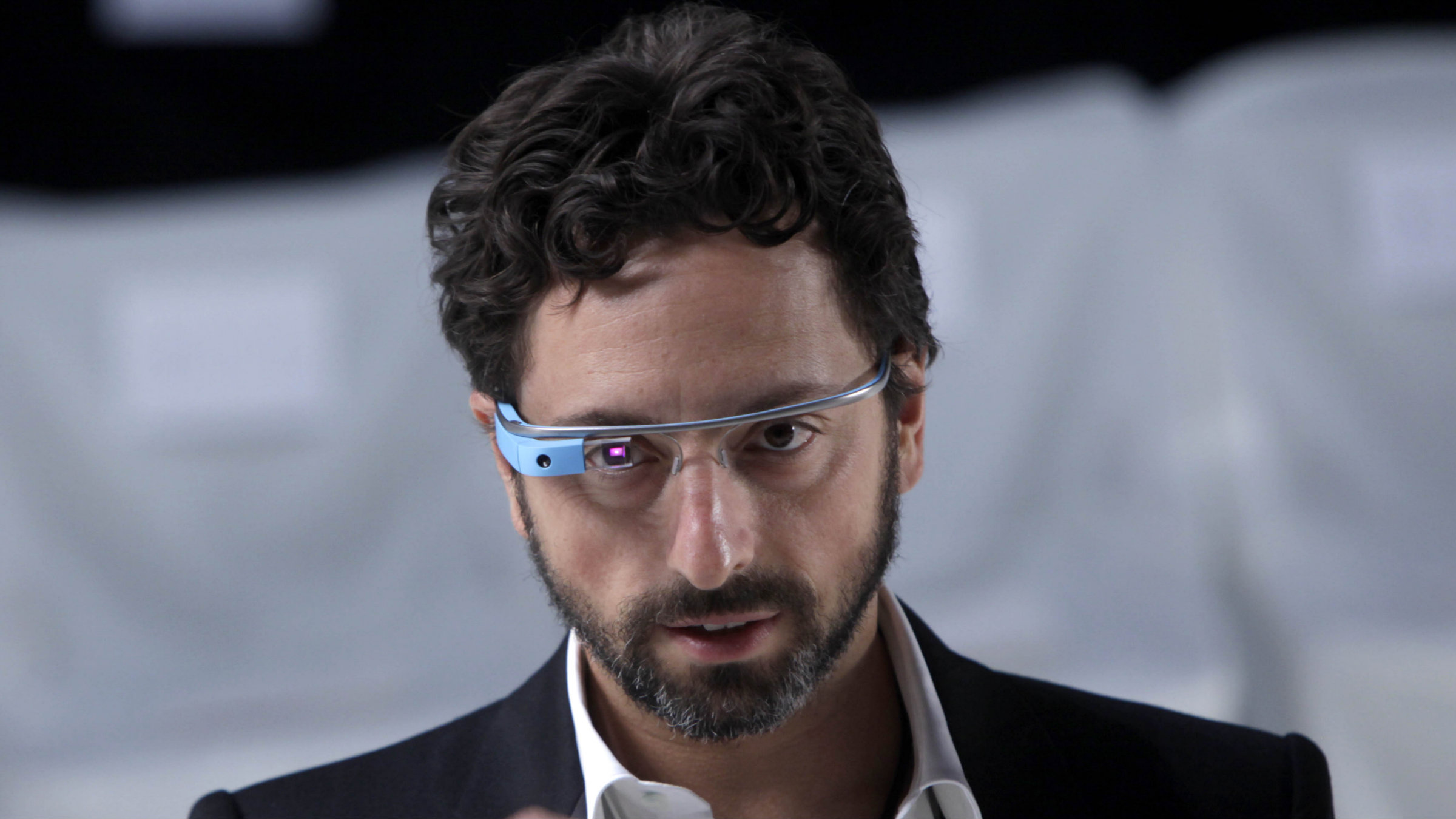 Sergey Brin is not watching you.