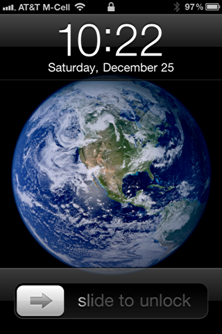 The guy who created the iPhone's Earth image explains why he