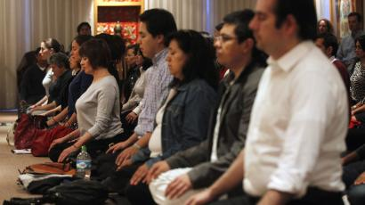 Forget brain workouts—chanting mantras takes half the time