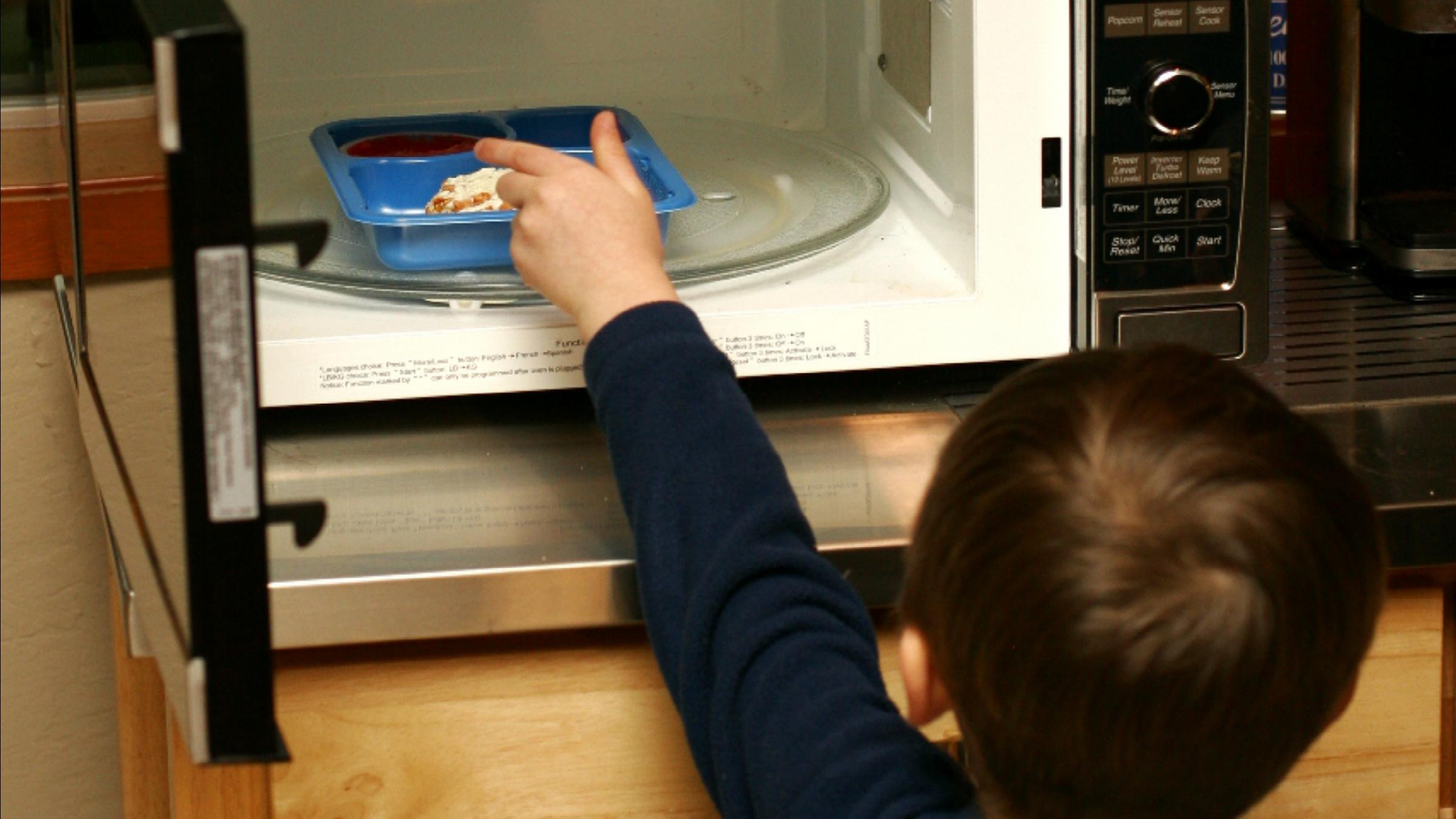 Microwaveable meals