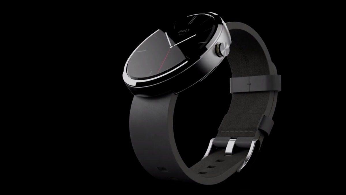 The Moto 360 is a fancy container for what Google already knows about you.