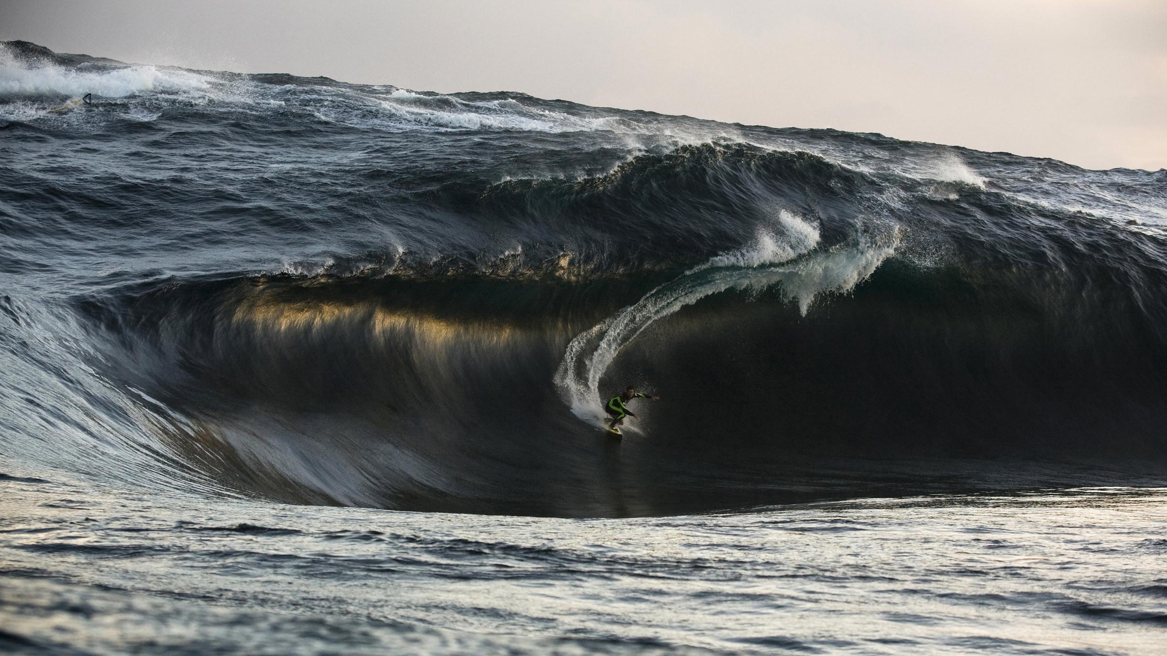 Now worries wave