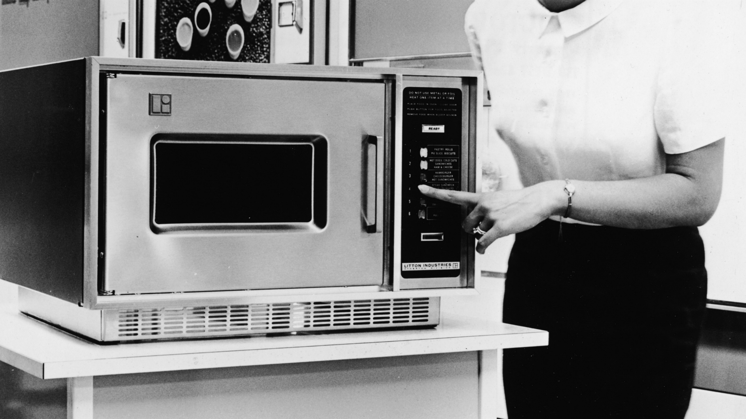Why the microwave ovens were banned in the Soviet Union 22