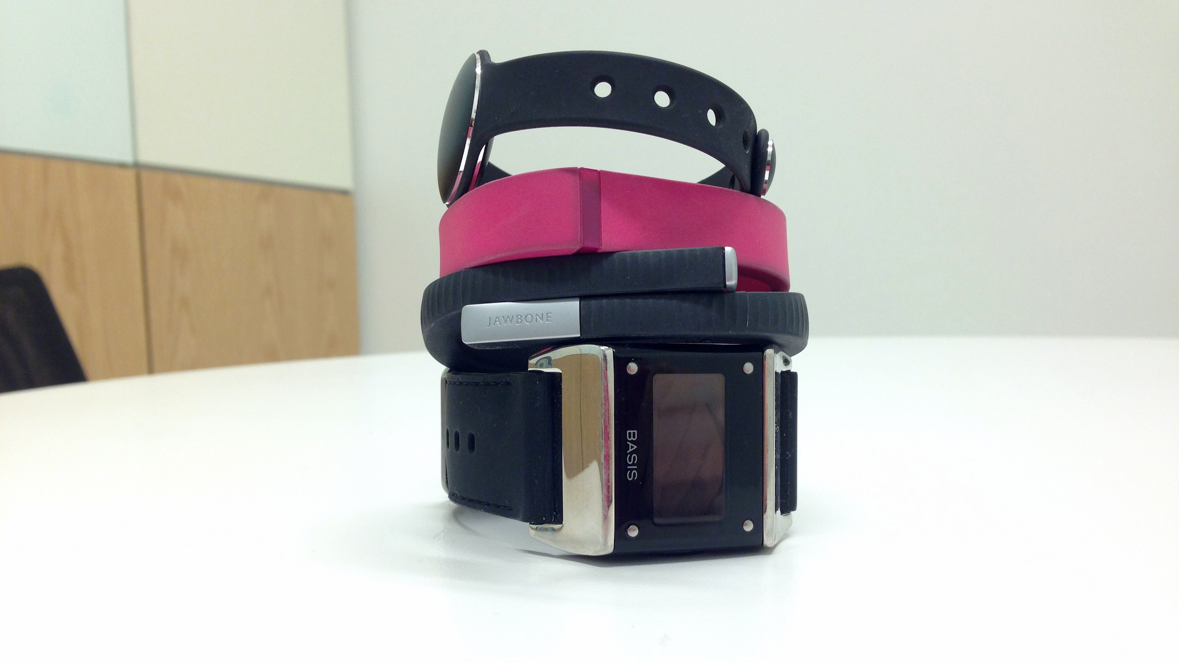 Fitness Trackers Are No Good At Counting Calories And Other Lessons From Wearing Four At Once