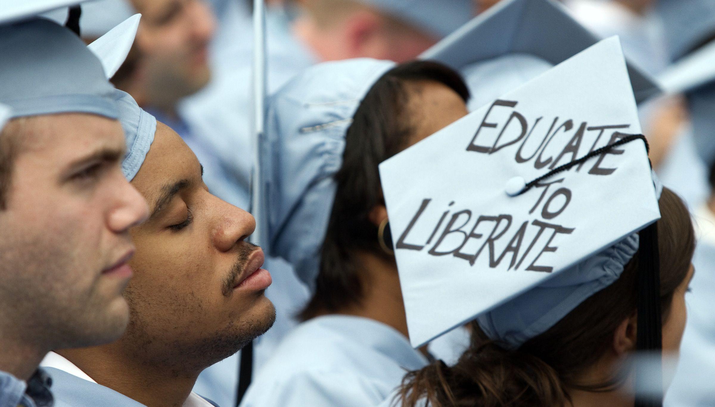Columbia Univeristy graduation