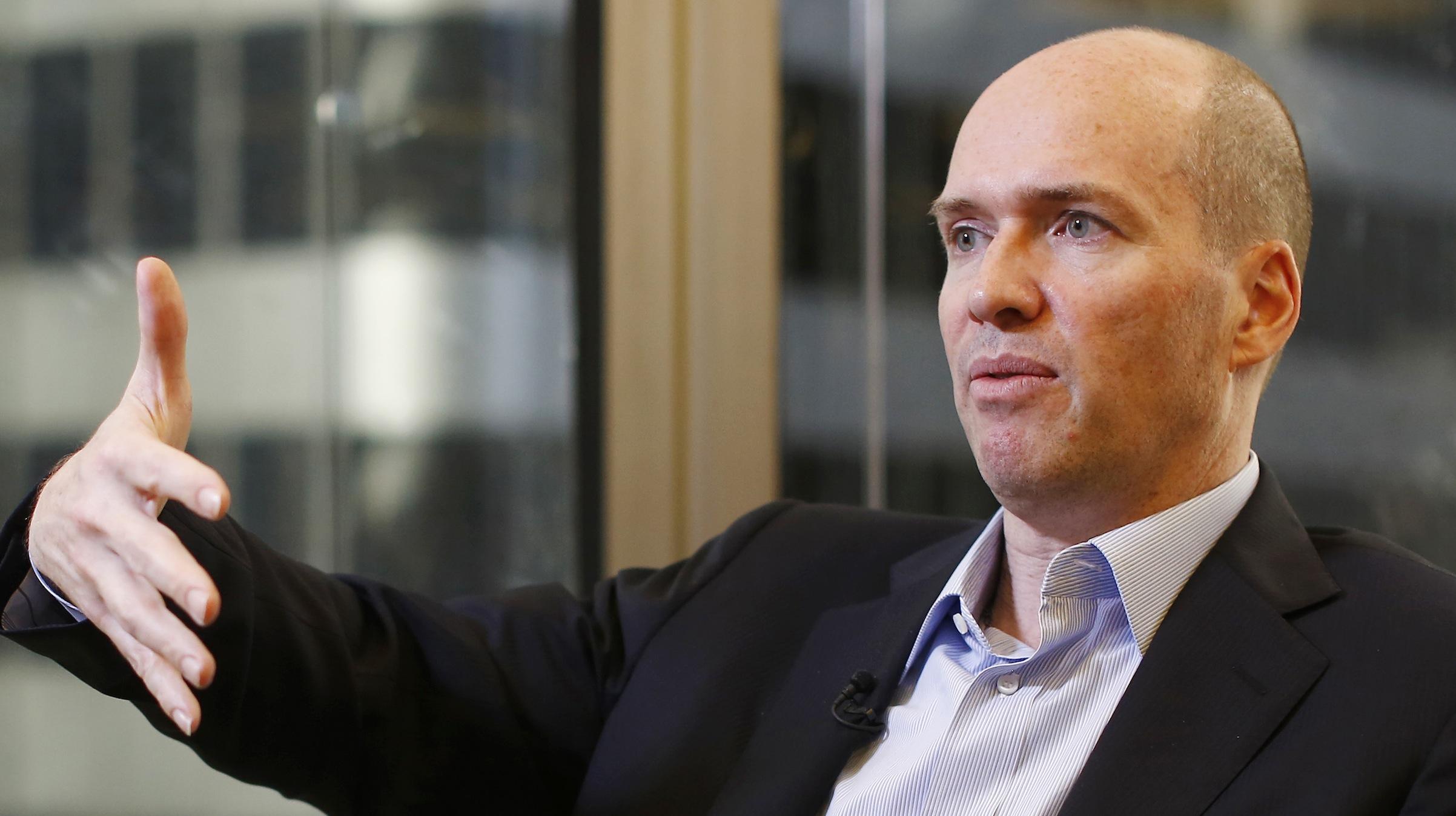 Ben Horowitz, General Partner at Andreessen Horowitz, speaks during the Reuters Global Technology Summit in San Francisco
