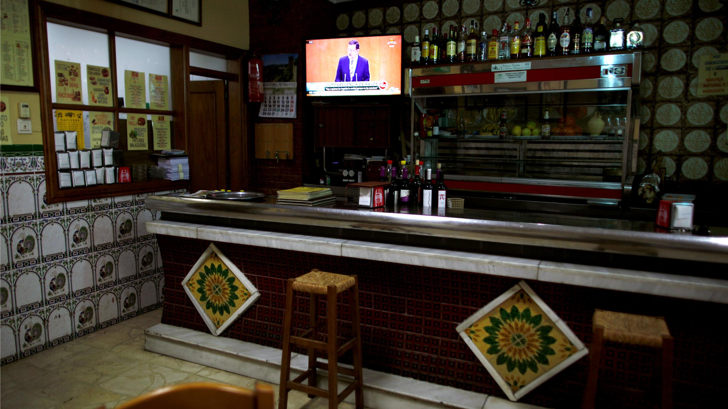 Spain bar
