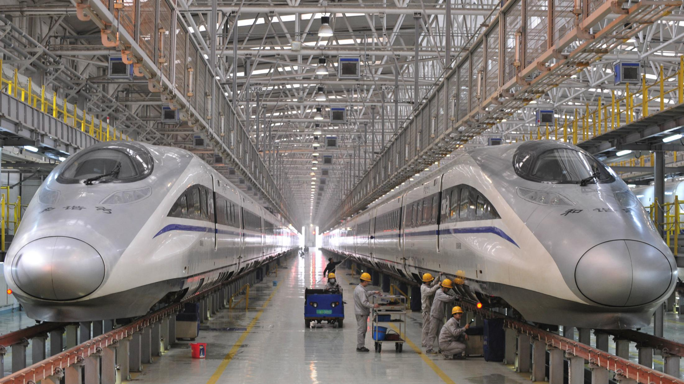 engineering connections bullet train - HD1400×787