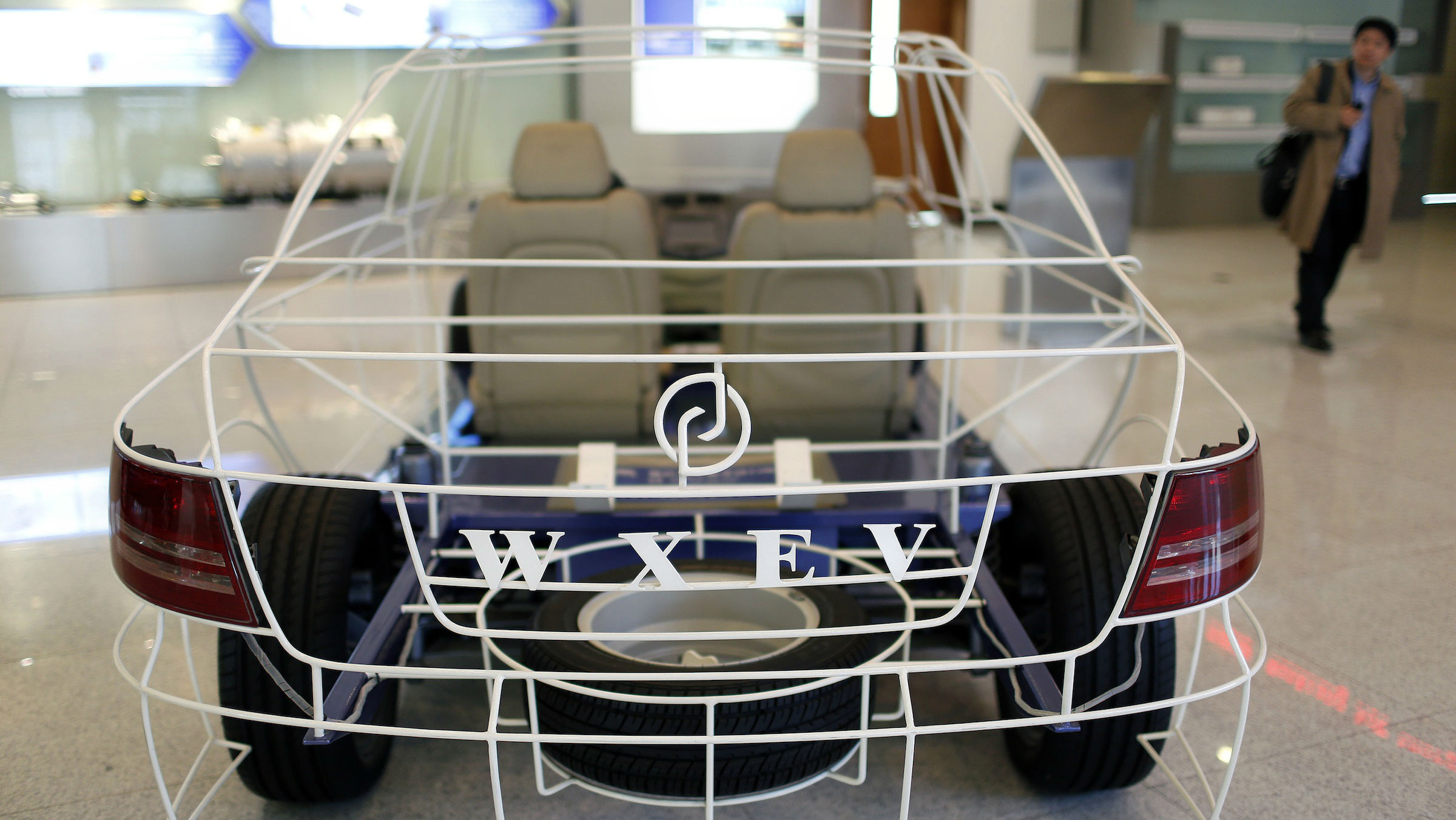 wanxiang electric car web