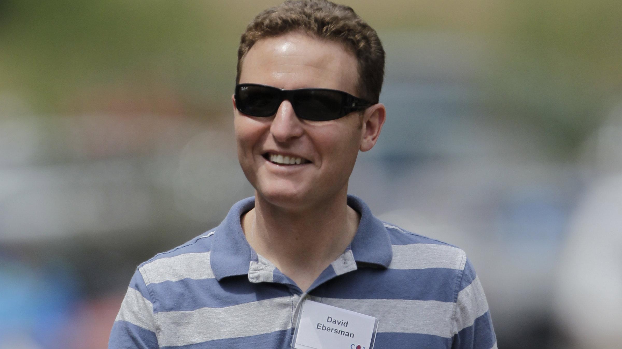 Facebook CFO David Ebersman