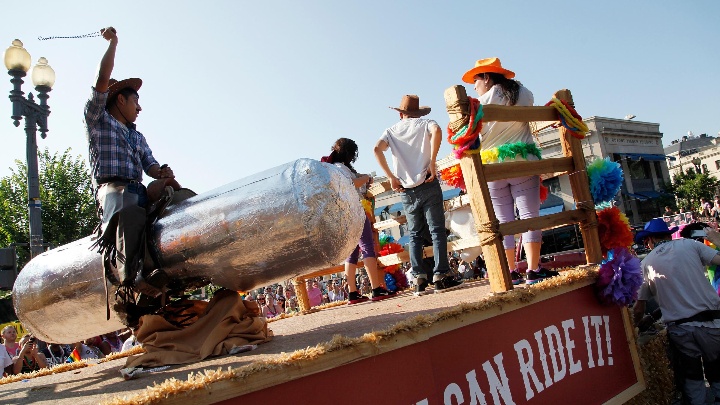 Burrito riding