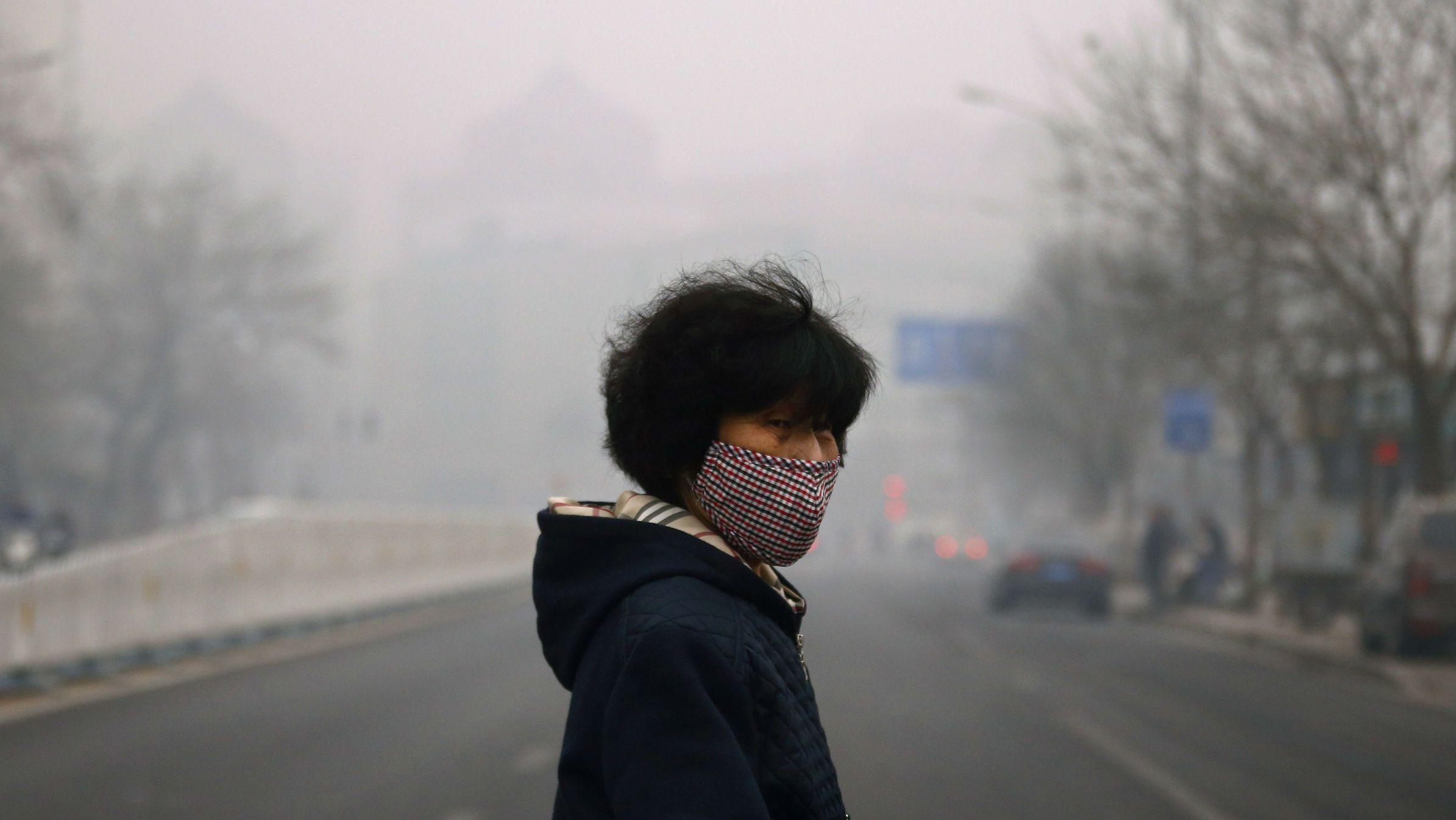 china pollution web