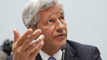 "The Fed was not impressed with Jamie Dimon's ""fortress"