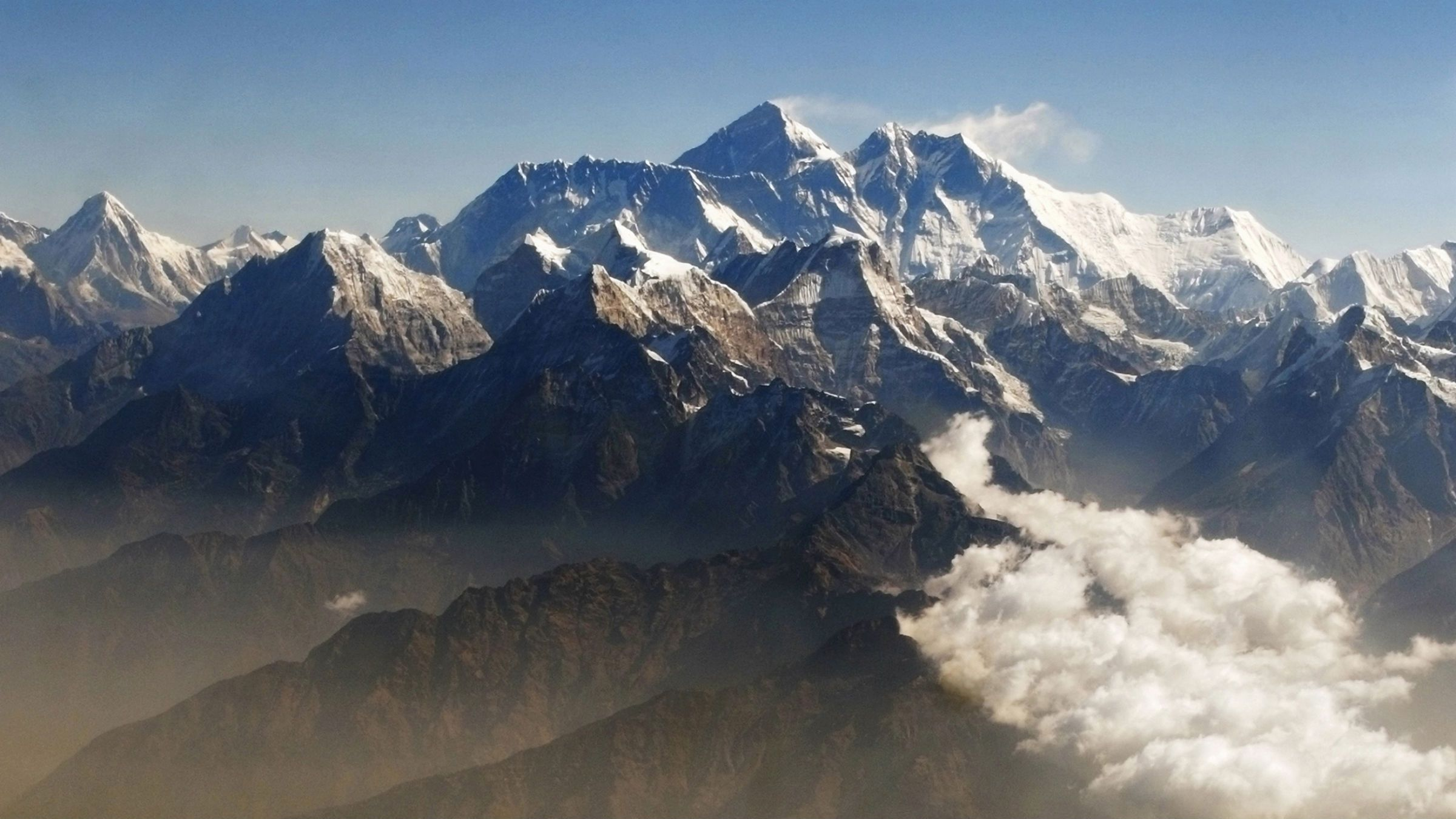 Why Sherpas are more likely to die on Mount Everest than Western