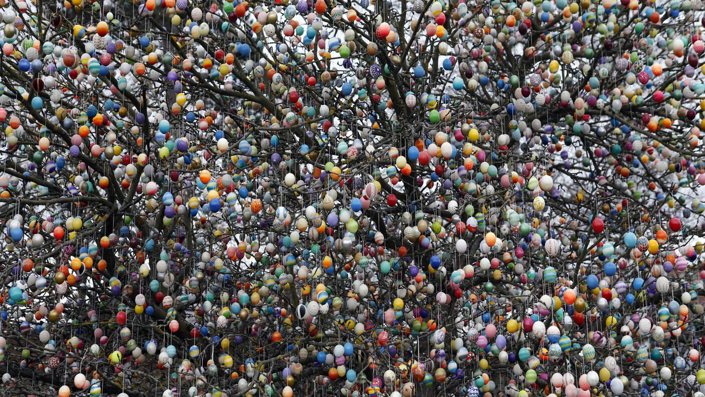 germany easter eggs