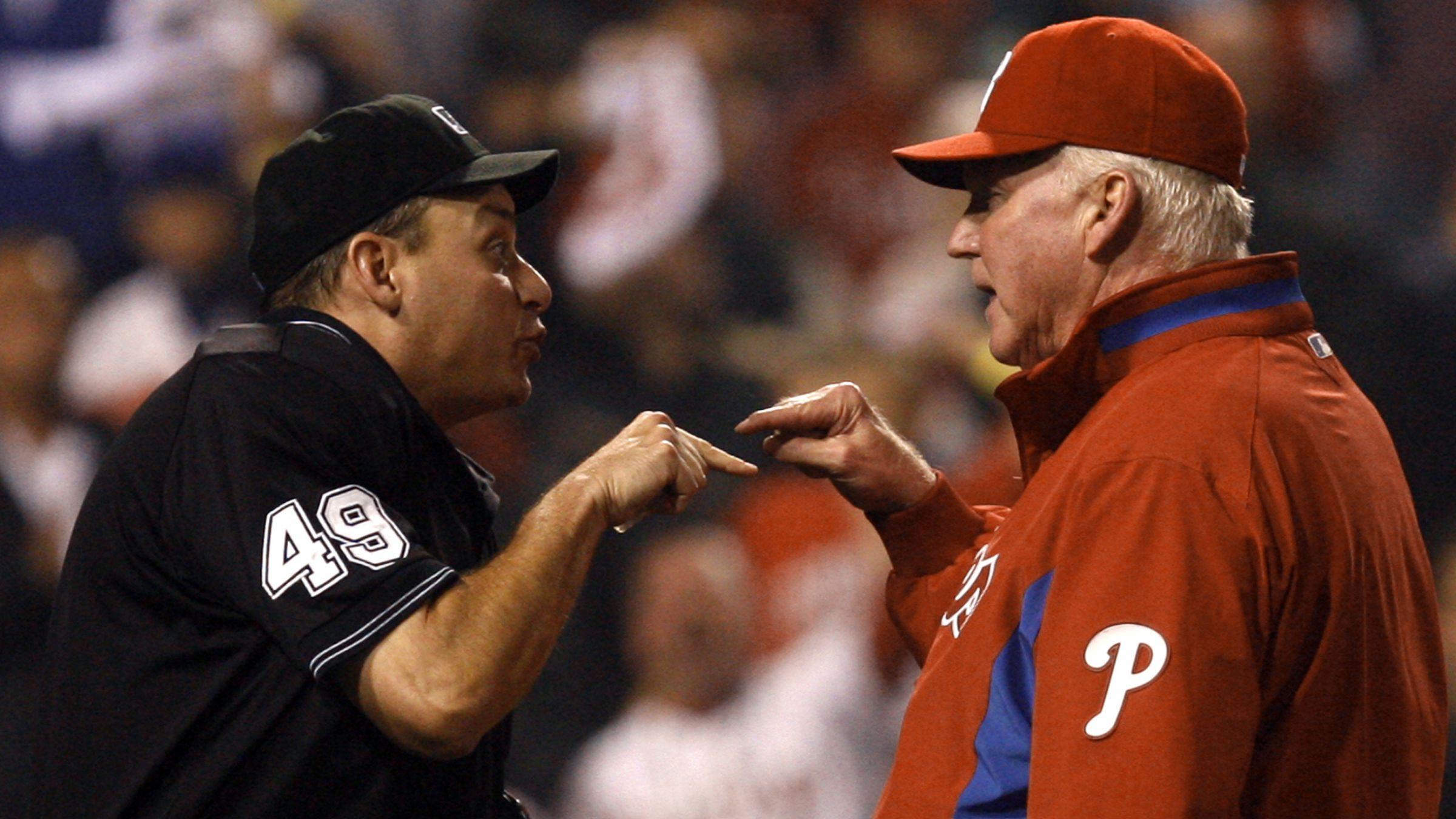 Who umpires the umpire?